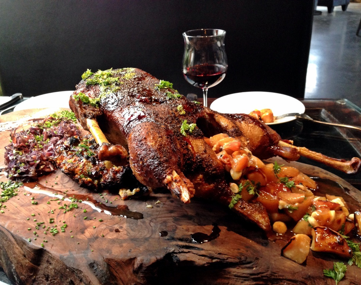 Christmas Goose Dinner  ARC fers Traditional Goose Dinner for the Holidays OC