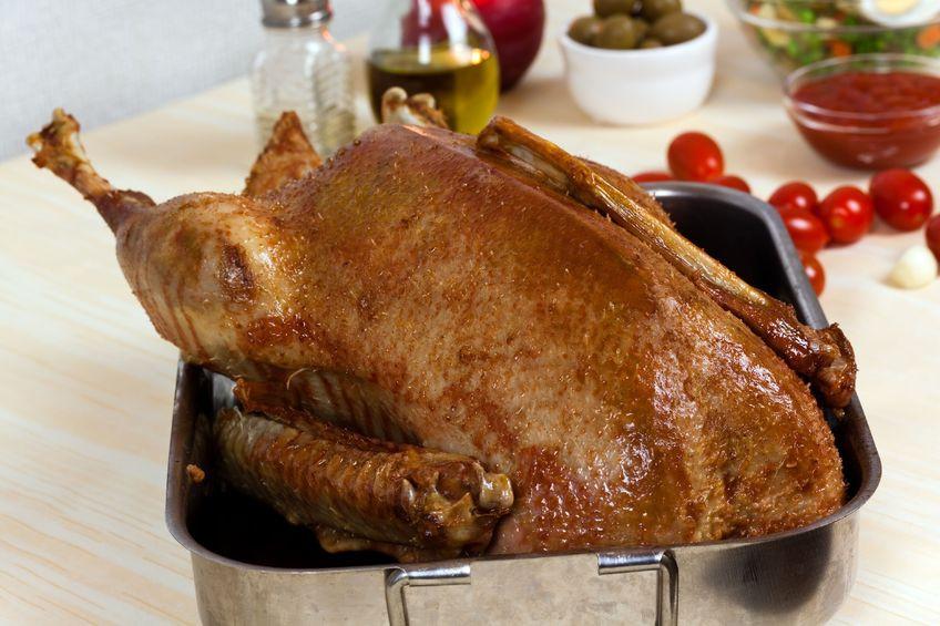 Christmas Goose Dinner  Western Europe Roast Goose for Christmas