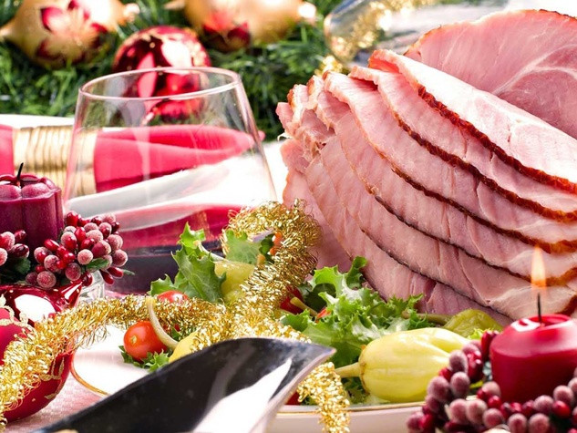 Christmas Ham Dinner  Procrastinator s Guide to dining out in style on Christmas