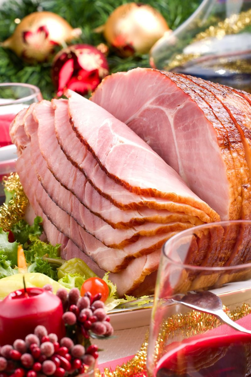Christmas Ham Dinner  Christmas ham Seasons Eatings