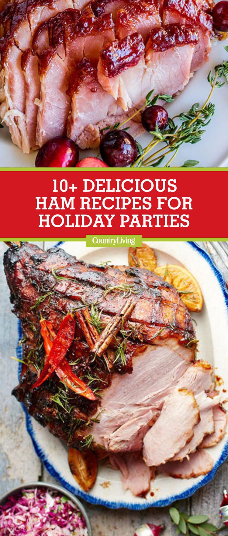 Christmas Ham Dinner Menu  10 Christmas Ham Dinner Recipes How to Cook a Christmas Ham