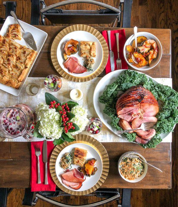 Christmas Ham Dinner Menu  Christmas Dinner Menu Ideas Plan a Memorable Meal for
