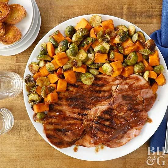 Christmas Ham Dinner Menu  Our Best Christmas Dinner Menus