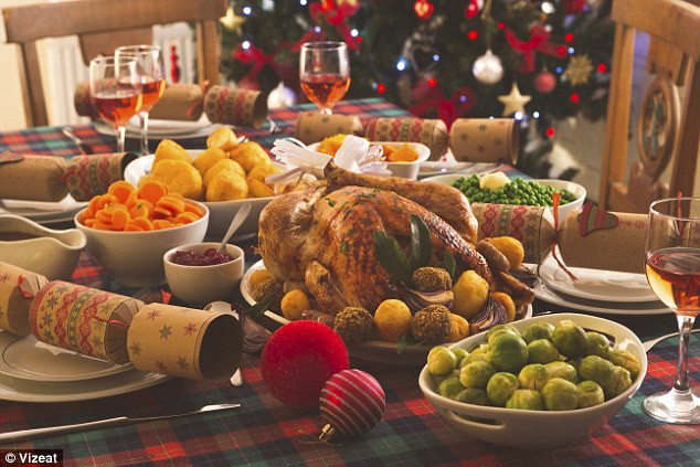 Christmas Ham Dinners  Is the UK's Christmas dinner the most BORING