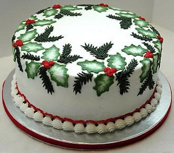 Christmas Holiday Cakes  Awesome Christmas Cake Decorating Ideas