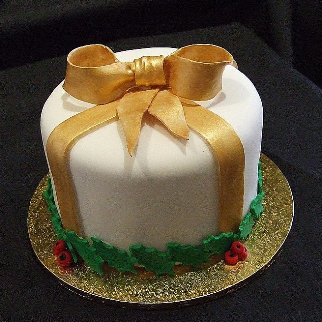 Christmas Holiday Cakes  Beauty And The Best ♥ ♥ CHRISTMAS CAKES ♥