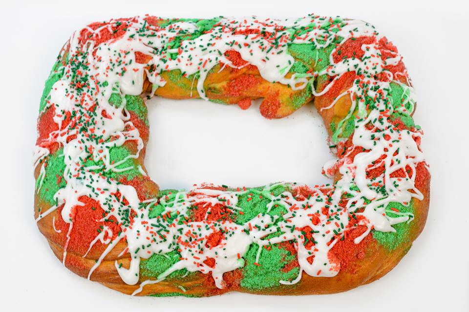 Christmas King Cakes  9 Ways New Orleans is Different During the Holidays