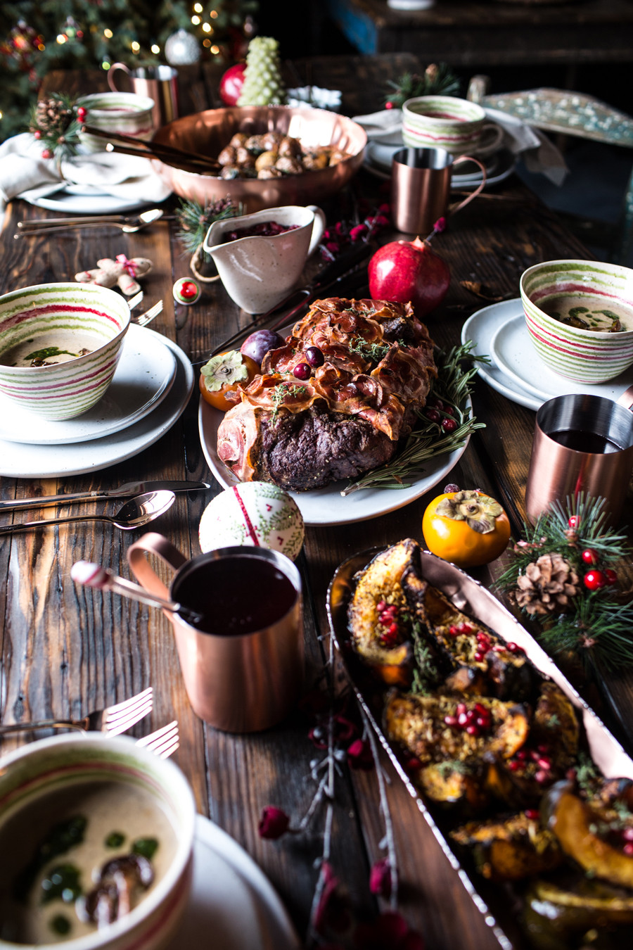 Christmas Main Dishes  Christmas Party Main Dish and Side Recipes
