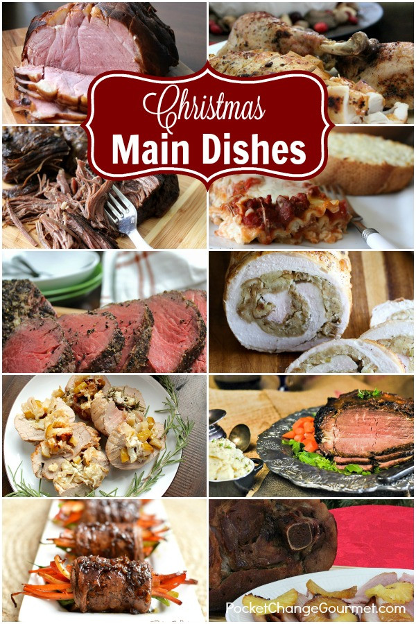 Christmas Main Dishes  Christmas Main Dish Recipes Recipe