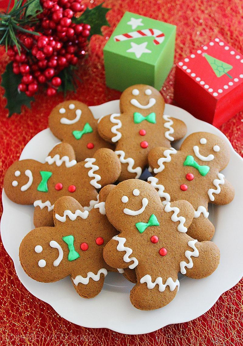 Christmas M&M Cookies  25 Christmas cookie exchange recipes