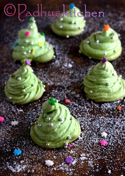 Christmas Meringue Cookies  Meringue Cookies Christmas Meringue Cookies Recipe