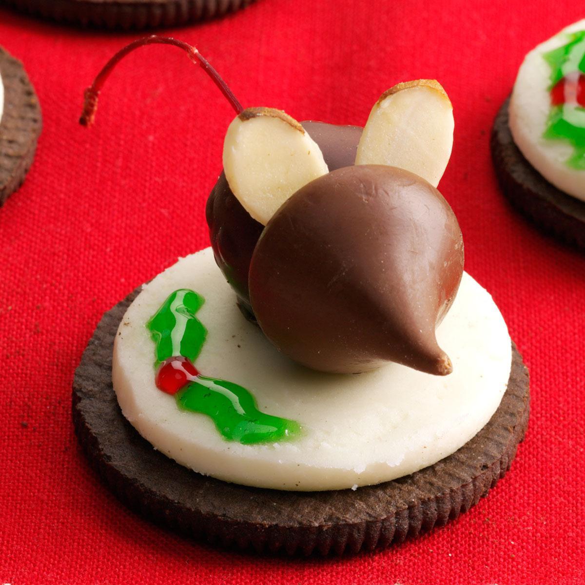 Christmas Mice Candy  Christmas Eve Mice Recipe