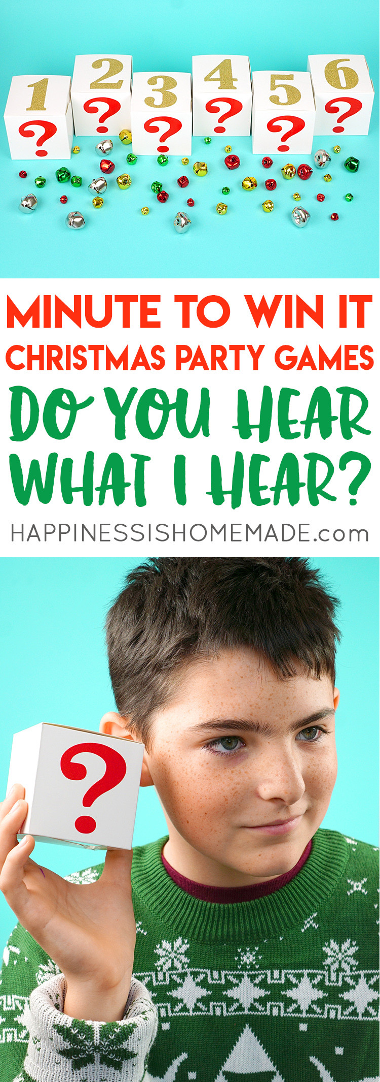 Christmas Minute To Win It Games Candy Cane  Minute to Win It Christmas Games for All Ages Happiness