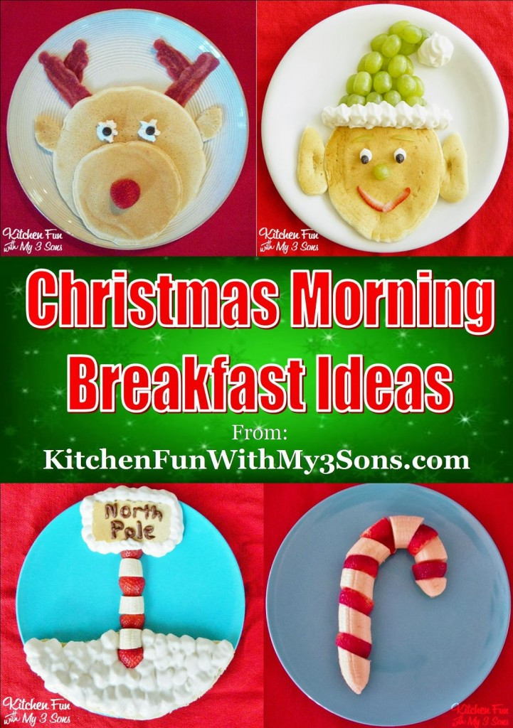 Christmas Morning Breakfast Recipes  Christmas Fruit Candy Cane Kitchen Fun With My 3 Sons