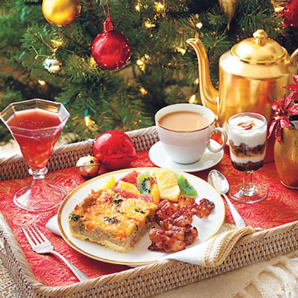 Christmas Morning Breakfast Recipes  Christmas morning Special starts for a special day The