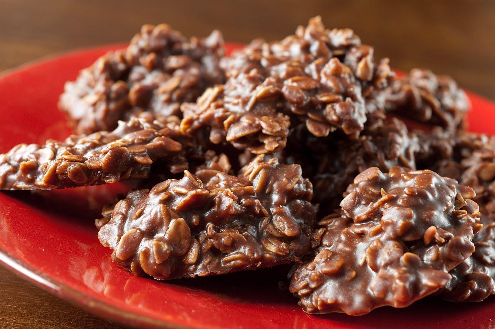 Christmas No Bake Cookies  26 Stellar No Bake Holiday Desserts