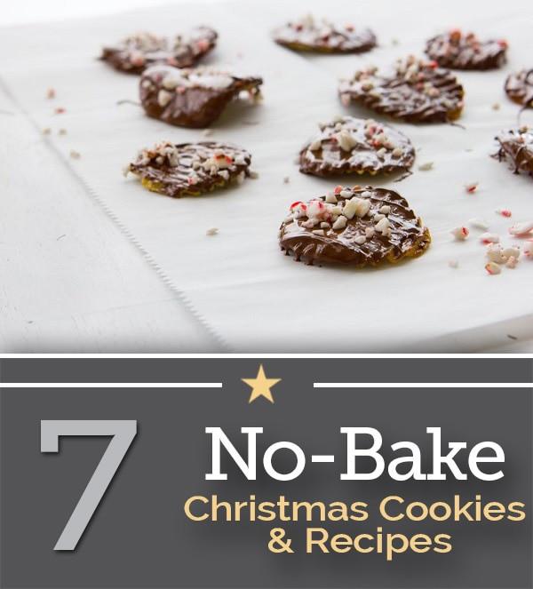 Christmas No Bake Cookies  7 No Bake Christmas Cookies & Recipes thegoodstuff