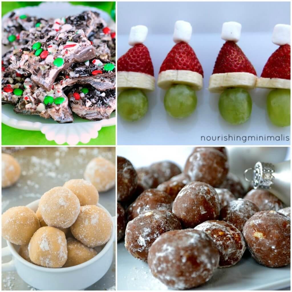 Christmas No Bake Cookies  20 Easy No Bake Christmas Recipes