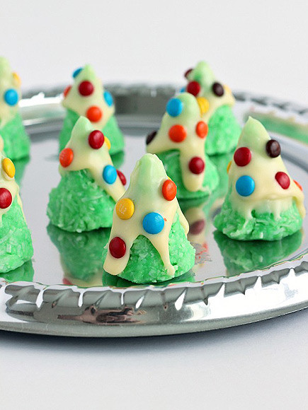 Christmas No Bake Cookies  Pinterest Christmas Cookie We Tried It