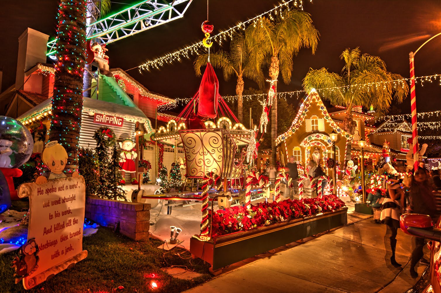 Christmas On Candy Cane Lane  13 Best Places for Holiday Lights Viewing in Phoenix Kid 101