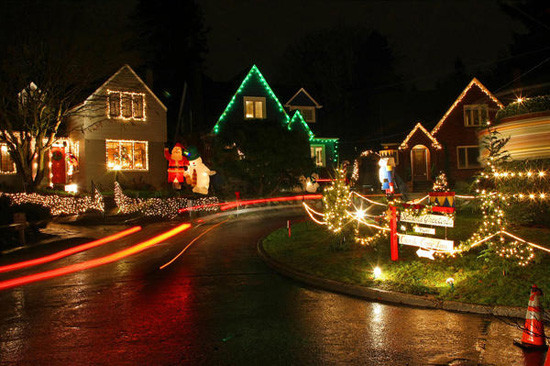 Christmas On Candy Cane Lane  Holiday Fun in Seattle