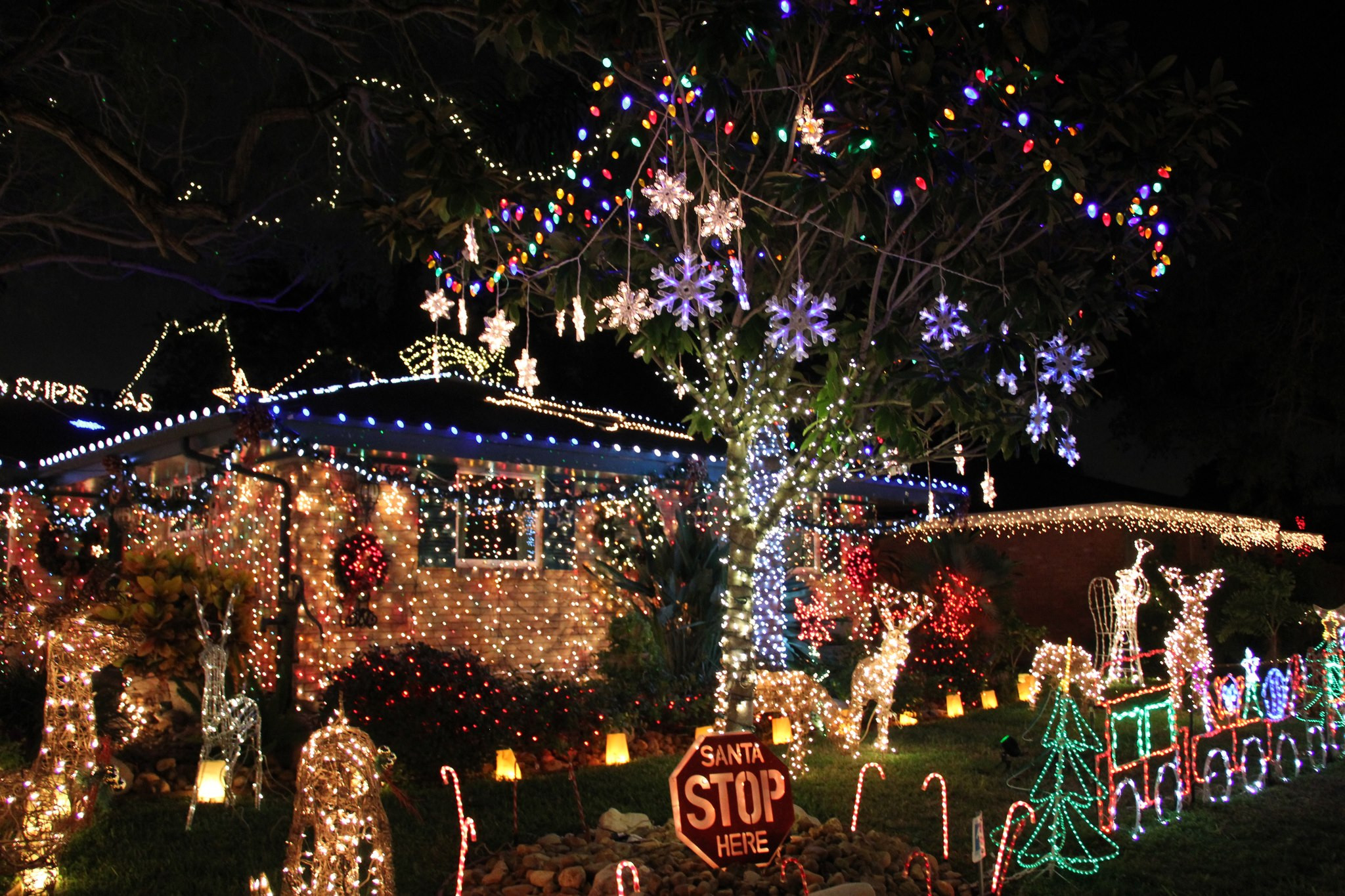 Christmas On Candy Cane Lane  10 of the Best Christmas Lights Displays in Texas