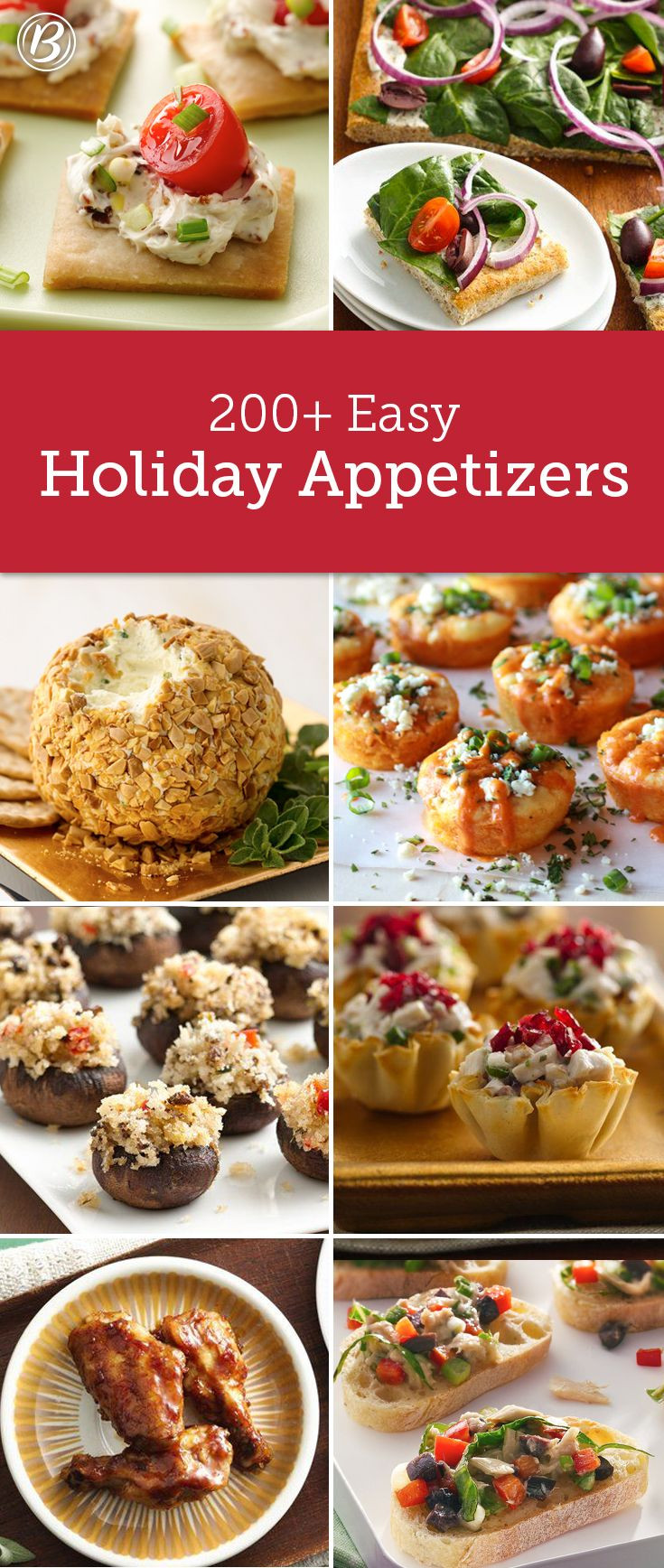 Christmas Party Appetizers Finger Foods  55 Festive Apps for Your Christmas Party