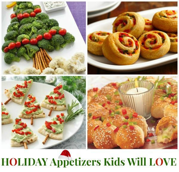 Christmas Party Appetizers Pinterest  Christmas Party Appetizer Ideas
