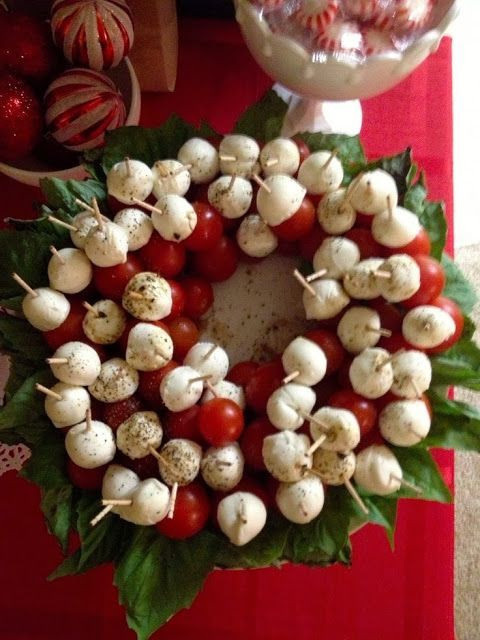 Christmas Party Appetizers Pinterest  Christmas Appetizer Christmas