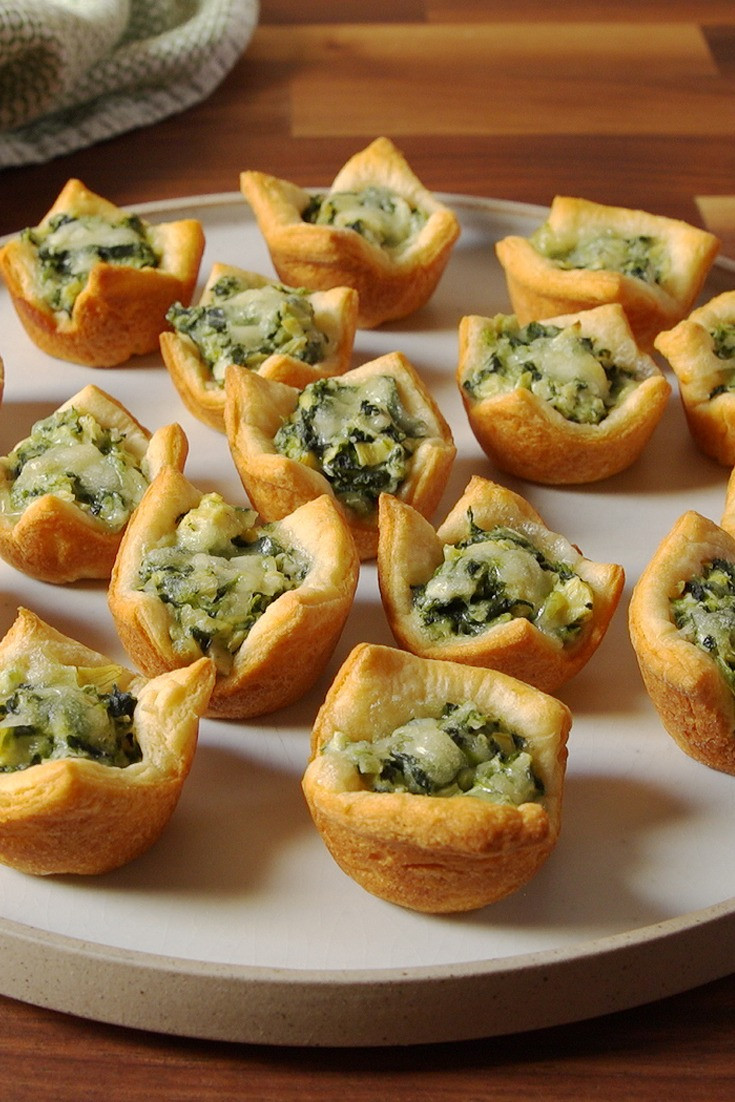 Christmas Party Appetizers Recipes  Easy Appetizers For Christmas