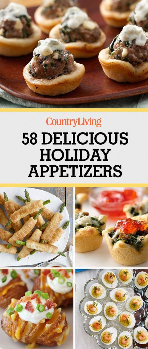 Christmas Party Appetizers Recipes  25 best ideas about Christmas Appetizers on Pinterest