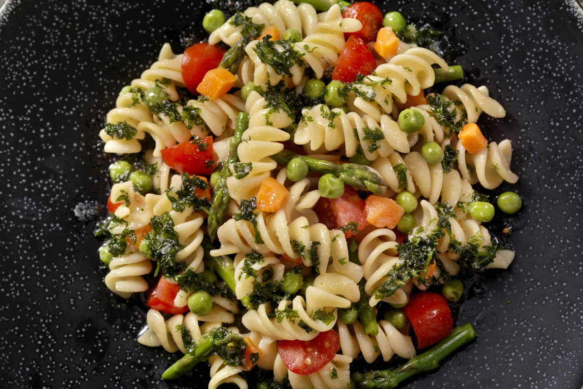 Christmas Pasta Salad  Summer salads to create using your Christmas lunch