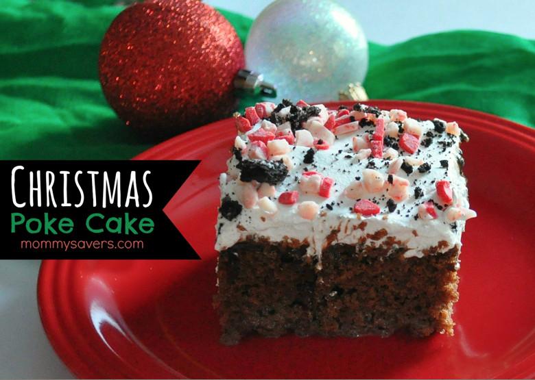 Christmas Poke Cakes  Christmas Poke Cake Mommysavers