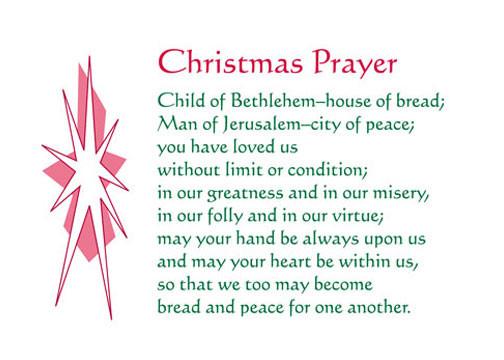Christmas Prayers For Dinners  The Learner Praise and Prayer Bulletin 15 Dec 2012