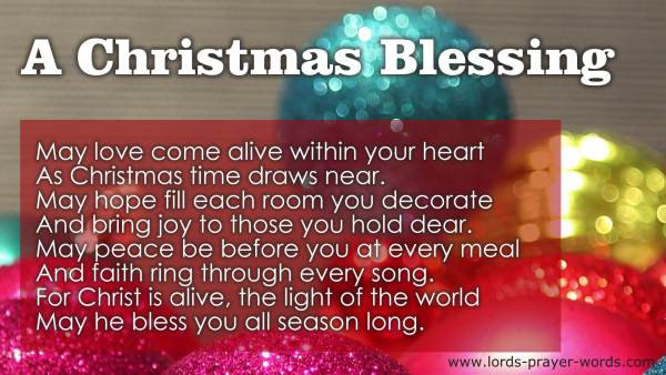 Christmas Prayers For Dinners  9 Christmas Prayers for Dinner Children Cards & Anglican