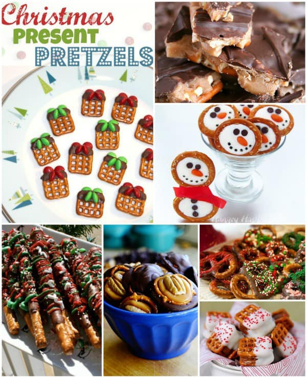 Christmas Pretzels Recipes  Christmas Pretzels Holiday Treats
