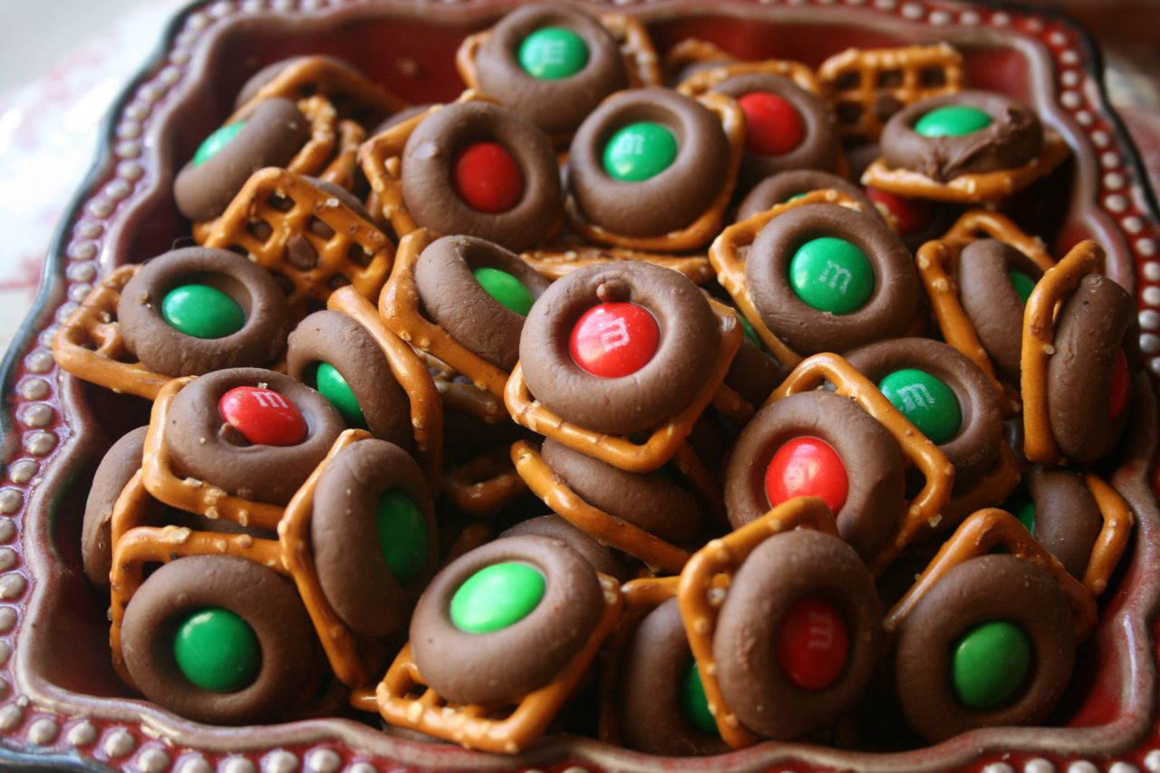 Christmas Pretzels Recipes  Recipe Shoebox Holiday Baking 9 Easy Chocolate Pretzel