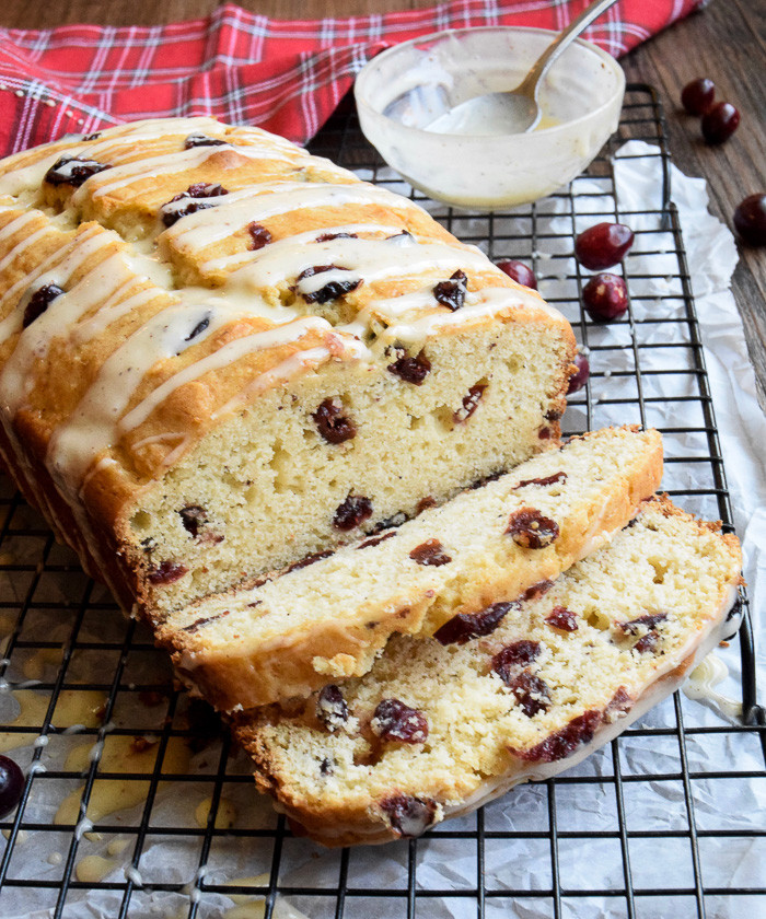 Christmas Quick Bread Recipes  Holiday Eggnog Quick Bread Lydi Out Loud