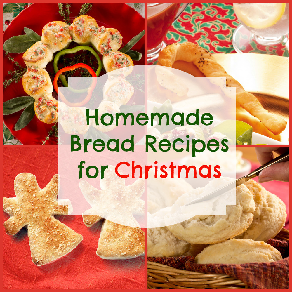 Christmas Quick Bread Recipes  Homemade Bread Recipes for Christmas