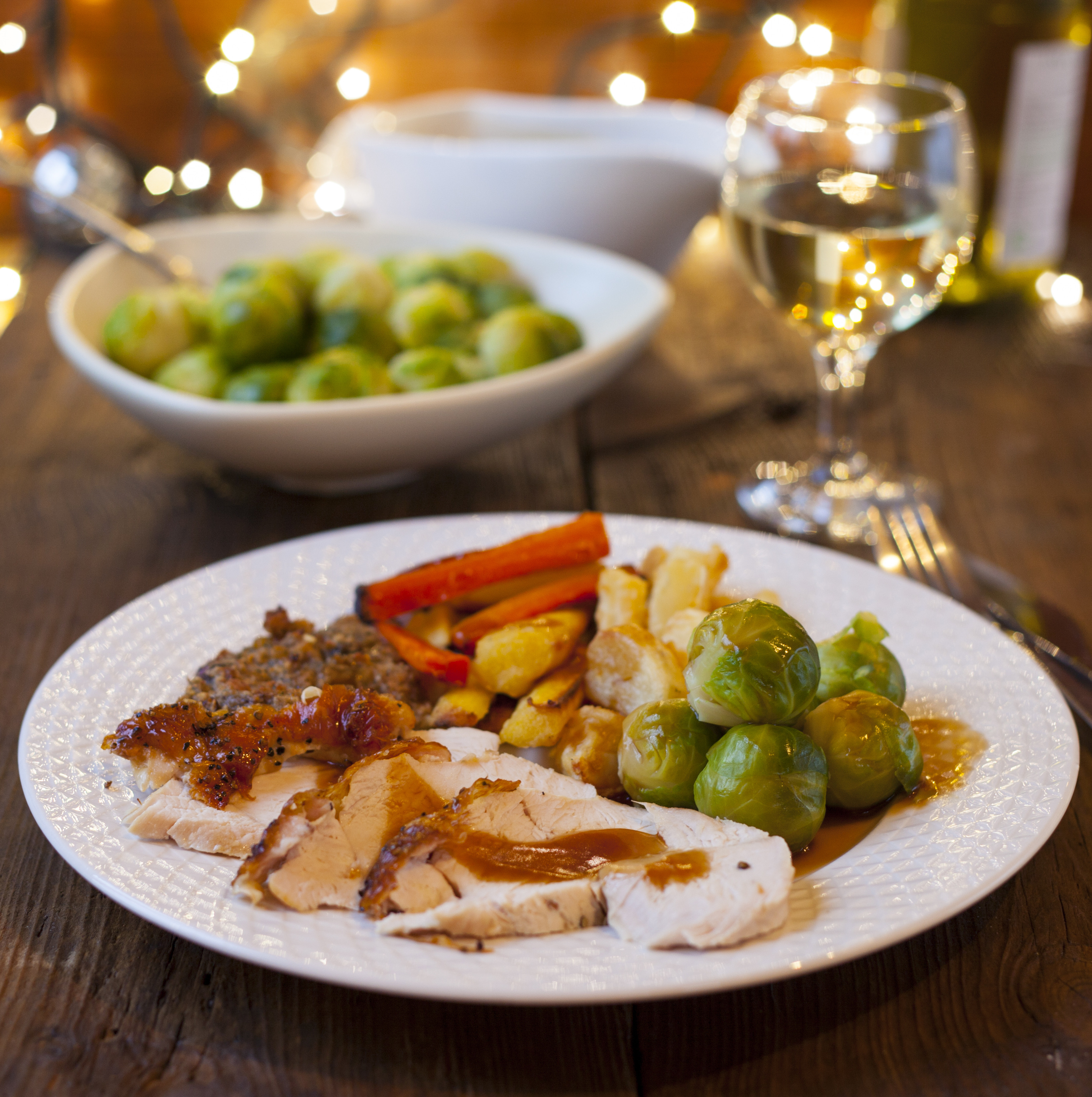 Christmas Recipes Dinner  Healthy recipes of the month Christmas dinner leftovers