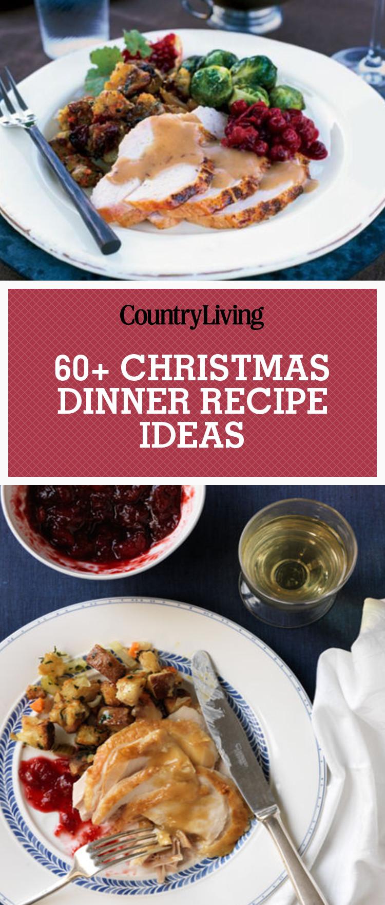 Christmas Recipes Dinner  70 Easy Christmas Dinner Ideas Best Holiday Meal Recipes