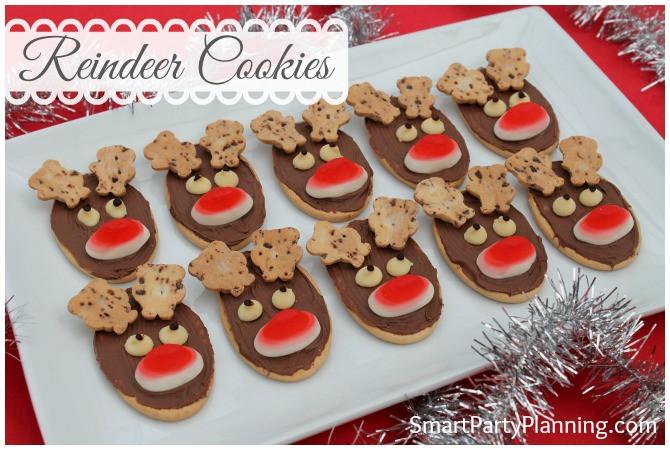 Christmas Reindeer Cookies  How To Make Reindeer Cookies The Easy Way