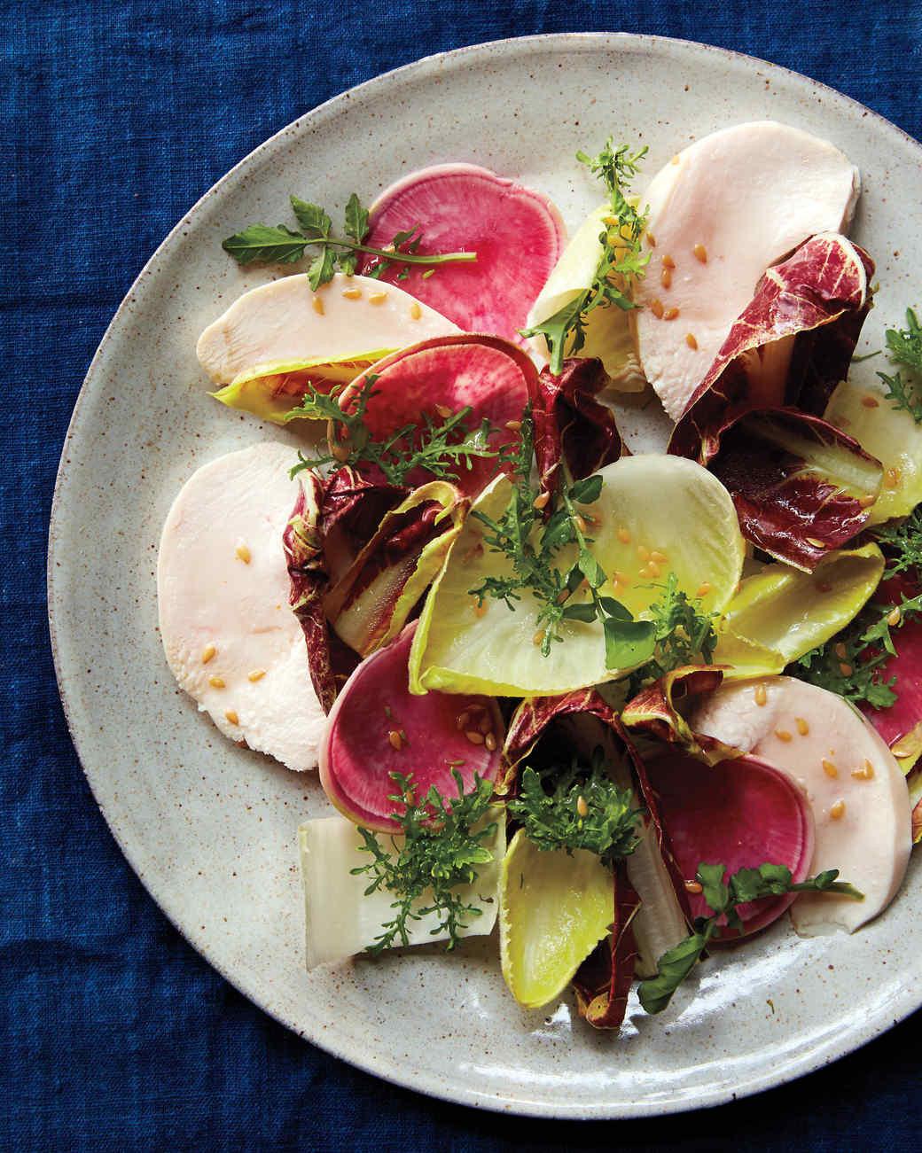 Christmas Salads Martha Stewart  Recipes from Navy Soho