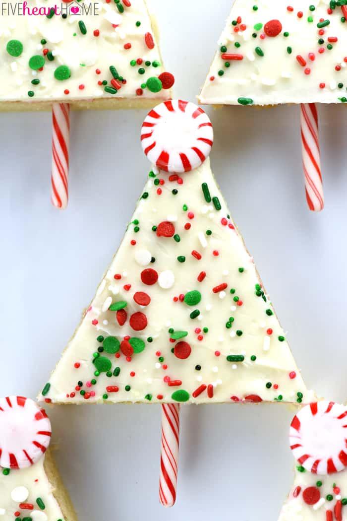 Christmas Sheet Cake  Christmas Tree Sheet Cake Pops