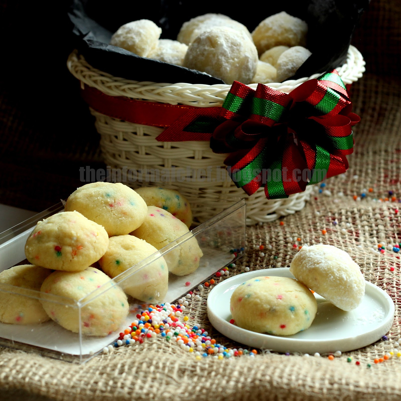 Christmas Shortbread Cookies Recipe  The Informal Chef Christmas Shortbread Cookie Recipes