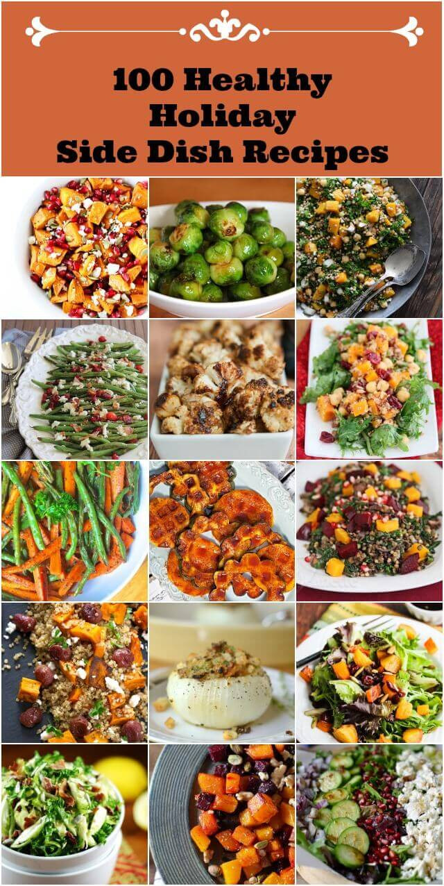Christmas Side Dishes Recipe  100 Healthy Holiday Side Dish Recipes Jeanette s Healthy