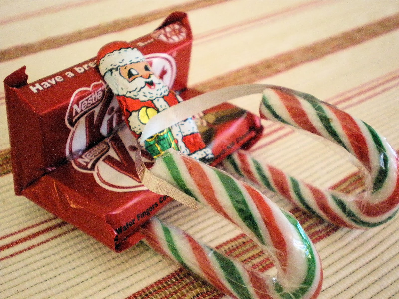 Christmas Sleigh Candy Craft  9 Ways to Use Candy Canes A Spoonful of Sugar