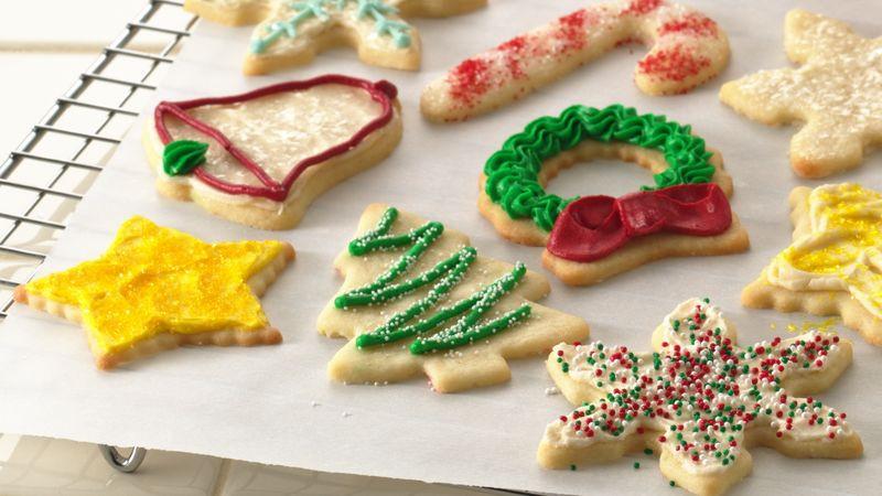 Christmas Sugar Cookies Pillsbury  Cream Cheese Sugar Cookies Recipe Pillsbury