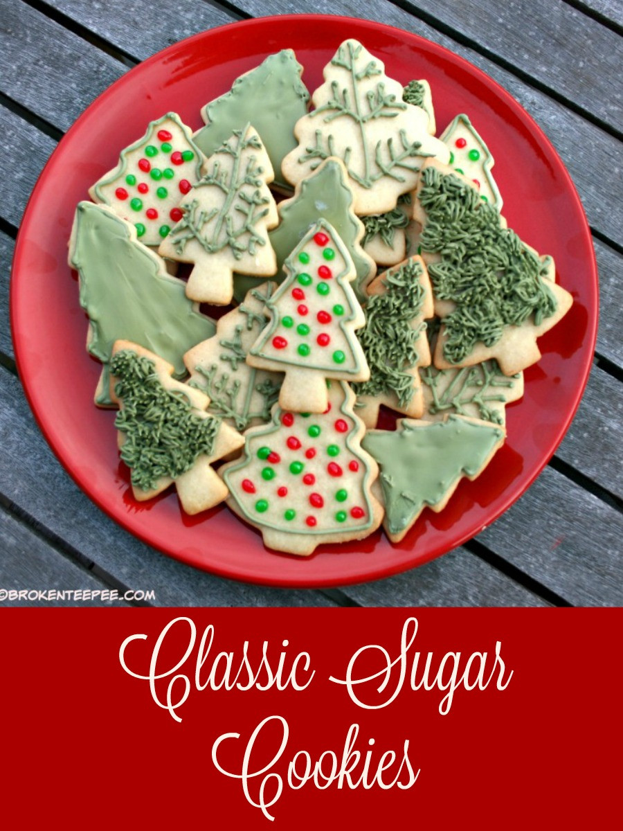 Christmas Sugar Cookies Walmart  Deck the Halls with Hallmark Ornaments then Bake Cookies