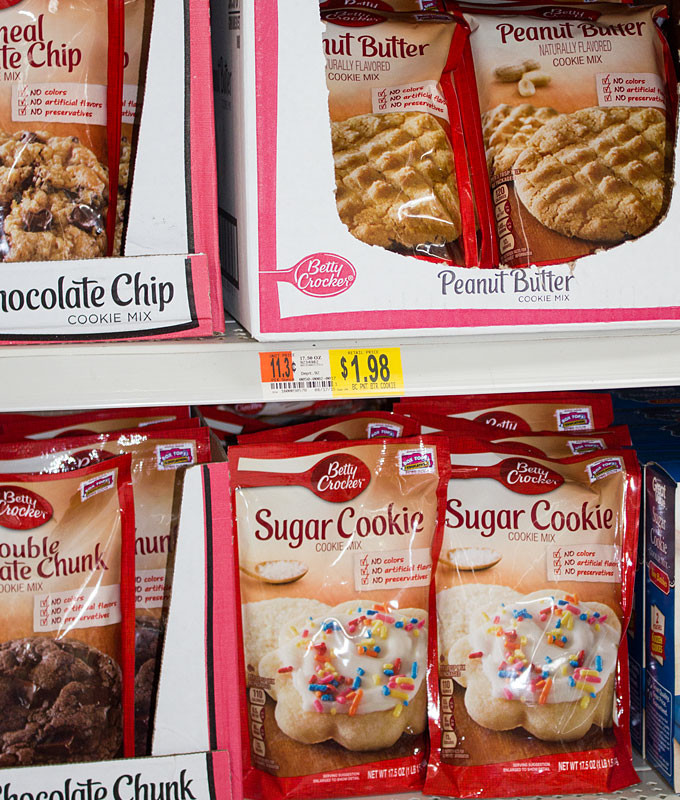 Christmas Sugar Cookies Walmart  Holiday Cookie Decorating with Betty Crocker